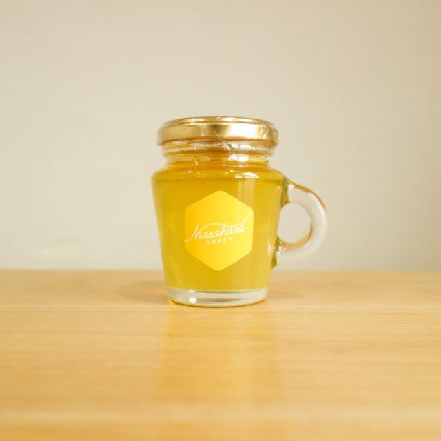 日本ミツバチの蜂蜜【岩国産】120g