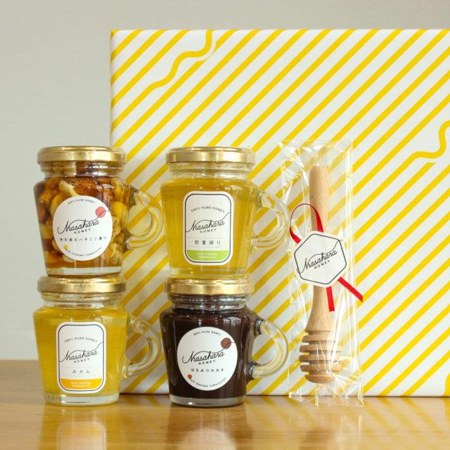 お中元・夏ギフトに蜂蜜はいかがでしょうか。